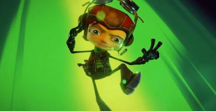 <em>Psychonauts 2</em> sorprende con sus tiempos de carga en Xbox Series X|S