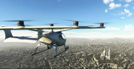 "Microsoft Flight Simulator - Tráiler ""Volocopter"""