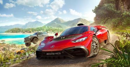 Forza Horizon 5 - Tráiler Revelación Carros de la Portada