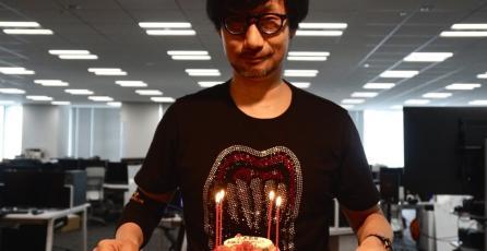 Hideo Kojima hoy cumple 58 años y confirma que no piensa en un retiro cercano
