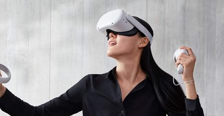 El Oculus Quest 2 de 128 GB ya se puede comprar en Amazon México; checa su increíble precio y novedades