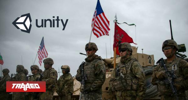 Empleados de Unity cuestionan el uso militar de la herramienta de videojuegos
