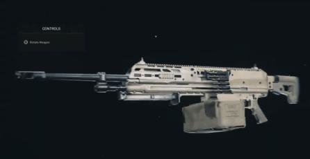 <em>Call of Duty Warzone</em>: cómo desbloquear la LMG RAAL MG