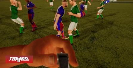 Anuncian Simulador para ser Árbitro de Fútbol: Tarjeta Roja, Amarilla y peleas entre medio