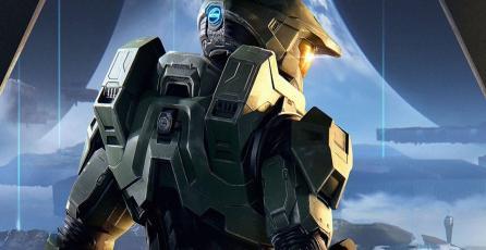 Prepárate para <em>Halo Infinite</em> con el tema dinámico para Xbox Series X|S
