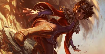 Jugador de <em>LoL</em> imagina a Taliyah como un personaje de <em>Avatar: La leyenda de Aang  </em>