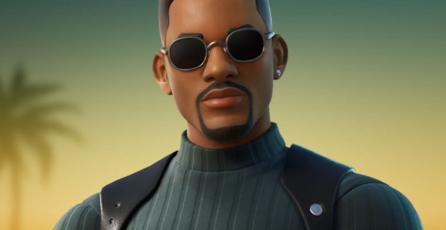 <em>Fortnite</em>: el skin de Will Smith como Mike Lowrey es real y ya puedes conseguirlo