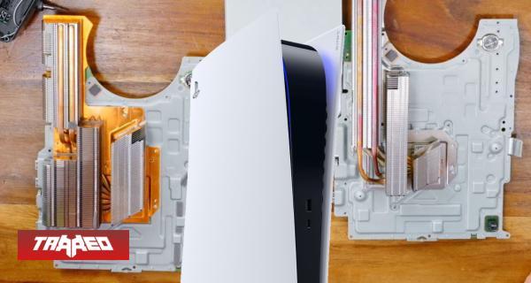 Nuevo modelo de PS5 se calienta más que el original