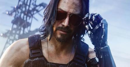 ¡Otro bug! Johnny Silverhand es el hombre invisible en <em>Cyberpunk 2077</em>