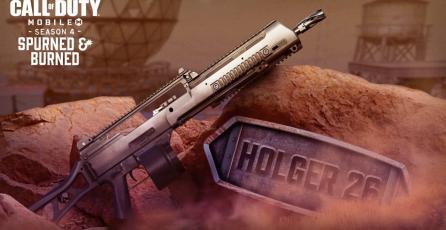 <em>Call of Duty Mobil</em>e: el mejor loadout para la Holger 26 en la Temporada 7