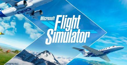 Un mod hace que <em>Mario Kart</em> llegue a <em>Microsoft Flight Simulator</em>