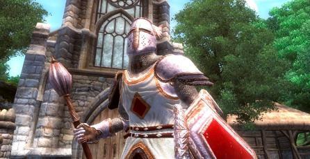 Le meten más de 200 mods a <em>Oblivion</em> y se ve impresionante