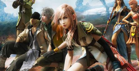 <em>Final Fantasy XIII</em> y más juegos llegarán pronto a Xbox Game Pass