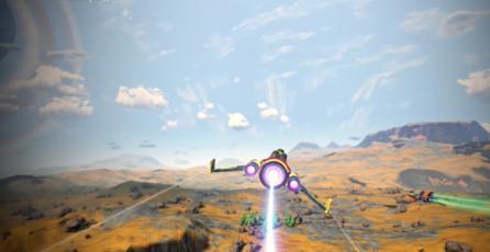 """No Man's Sky - Tráiler de Actualizacipon """"Frontiers"""""""