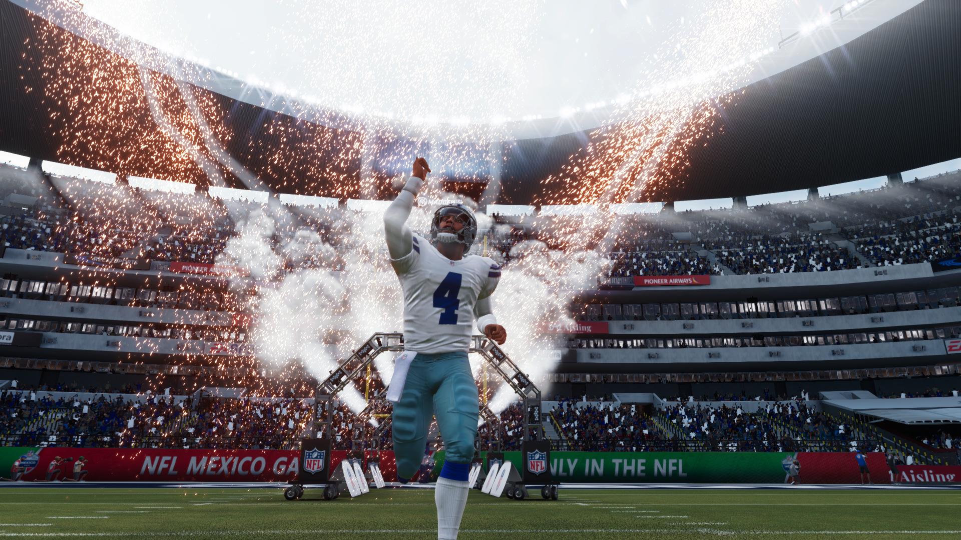 Los Cowboys y el Estadio Azteca, combinación extraña pero real