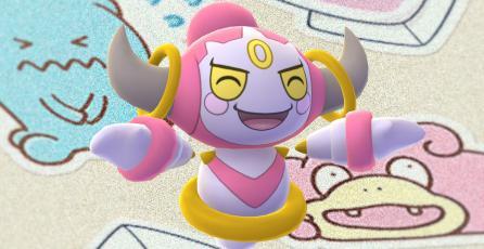 <em>Pokémon GO</em>: Hoopa debutará muy pronto junto con 2 criaturas de Kalos