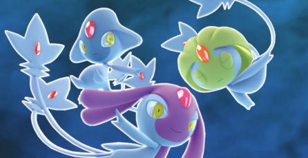 <em>Pokémon GO</em>: Uxie, Mesprit y Azelf regresarán y podrás conseguirlos shiny
