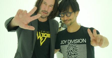 El cineasta Nicolas Refn sugirió que Keanu Reeves apareciera en <em>Death Stranding</em>