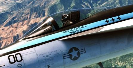 Expansión de <em>Top Gun</em> para <em>Microsoft Flight Simulator</em> no llegará este año