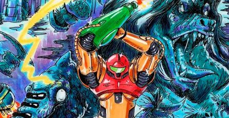 Cierran el proyecto de guía con ilustraciones hechas a mano de <em>Metroid</em> y <em>Zelda</em>