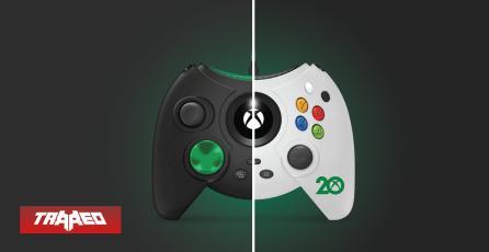 Hyperkin traerá de vuelta el gran Duke Controller para Xbox Series X/S