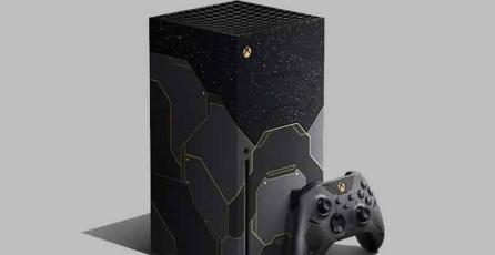 Xbox Series X de <em>Halo Infinite</em> ya se revende a precios exorbitantes en México