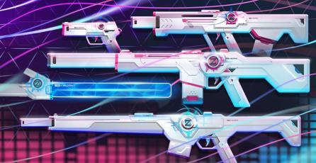 <em>VALORANT</em> y DJ Zedd lanzaron la línea de skins SPECTRUM