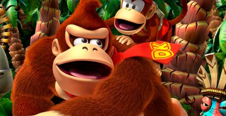 Comparten por qué Donkey Kong soplaba en <em>DK Country Returns</em>