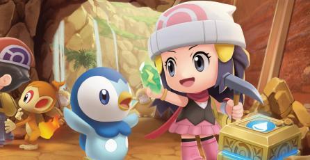 ¿<em>Pokémon Brilliant Diamond & Shining Pearl</em> tendrán Pokédex Nacional completo?