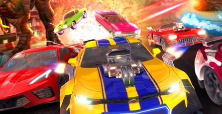 <em>Cruis'n Blast</em> está a punto de llegar y muestra trailer con sus vehículos