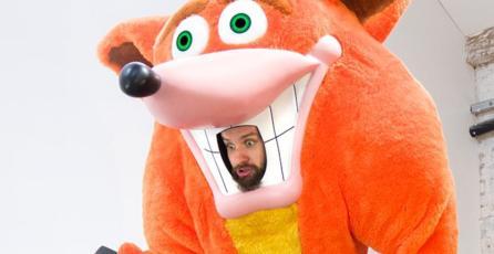 Fans creen que pronto se anunciará un nuevo juego de <em>Crash Bandicoot</em>