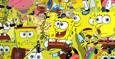 <em>Nickelodeon All-Stars Brawl </em>revive uno de los mejores memes de <em>Bob Esponja</em>