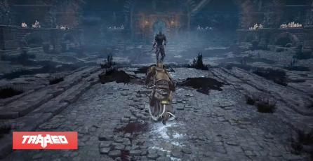 Nuevo mod de Dark Souls 3 te enfrenta a enemigos de Bloodborne y proporciona cientos de nuevas armas