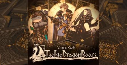 <em>Voice of Cards: The Isle Dragon Roars</em> es el nuevo juego de Yoko Taro