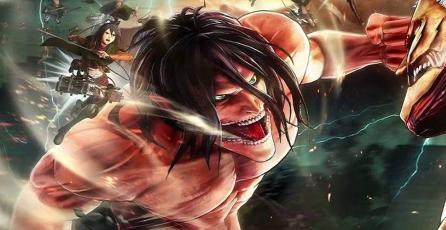¿Fan de <em>Attack on Titan</em>? Anuncian <em>Brave Order</em>, un nuevo RPG de la saga
