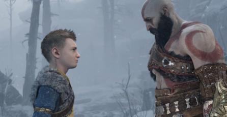 God Of War Ragnarok - Primer Tráiler | PlayStation Showcase 2021