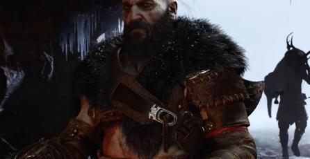 Fan imagina un PlayStation 5 edición especial de <em>God of War Ragnarok</em>
