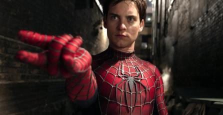 Sale a la luz gameplay del juego cancelado de <em>Spider-Man 4</em>