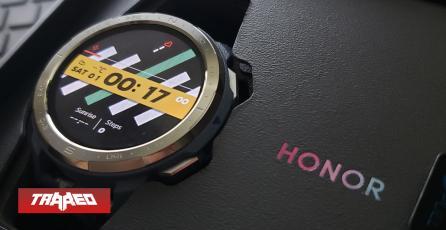 Honor Watch GS Pro: es otra alternativa para el mercado de relojes inteligentes en Chile