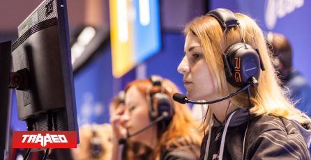 No hay mujeres entre los 300 jugadores de Esports con mayores ingresos en el mundo