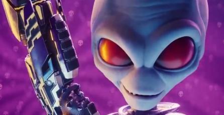 PlayStation se adelanta y anuncia remake de <em>Destroy All Humans 2</em> antes de tiempo
