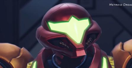Metroid Dread - Tráiler de Avance