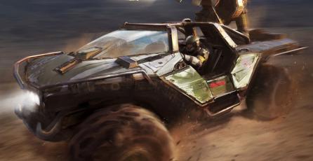 <em>Halo</em>: serie de videos revela como se construyó Warthog funcional de tamaño real