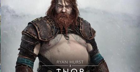 <em>God of War Ragnarok</em>: levantador de pesas británico defendió el cuerpo de Thor