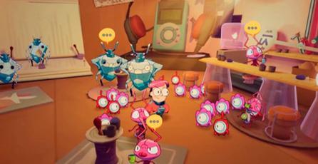 <em>Tinykin</em>, un interesante juego de plataformas llegará a consolas y PC