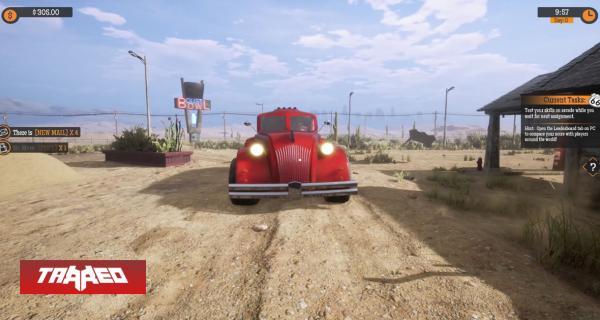 Un simulador de gasolinera en la mitad del desierto está entre lo más vendido de Steam