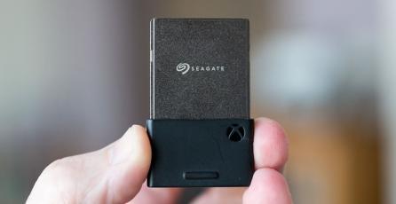 Xbox Series X|S: una tarjeta de expansión SSD más barata llegaría este año