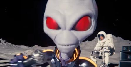 Es oficial: <em>Destroy All Humans! 2</em> tendrá un remake y será multiplataforma