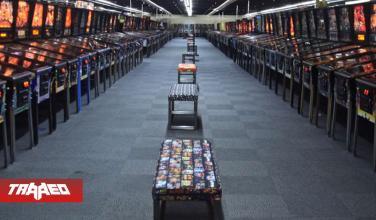 Cierra el Museo de Pinball y sus más de 1700 máquinas serán subastadas