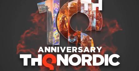 THQ Nordic acaba de revelar varios juegos, pero tiene muchos más en desarrollo